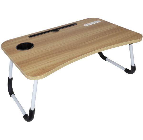 klappbarer Notebook / Laptop-Tisch