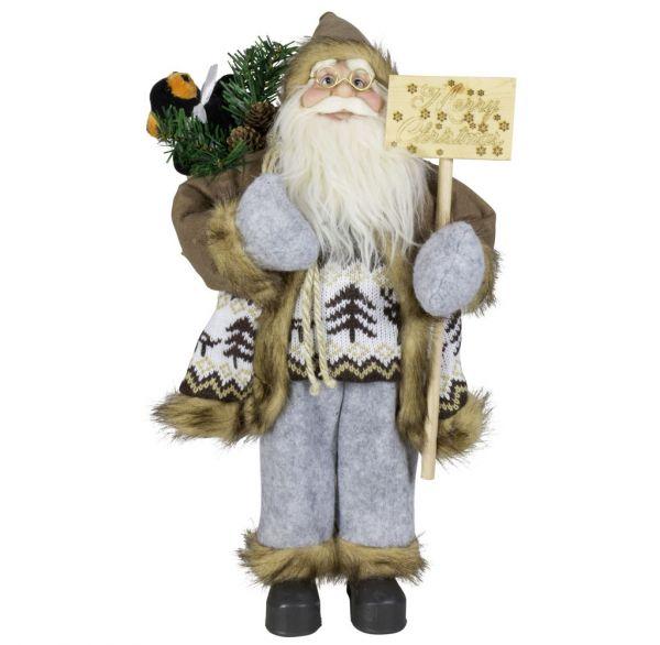 Santa Rudolf 45cm