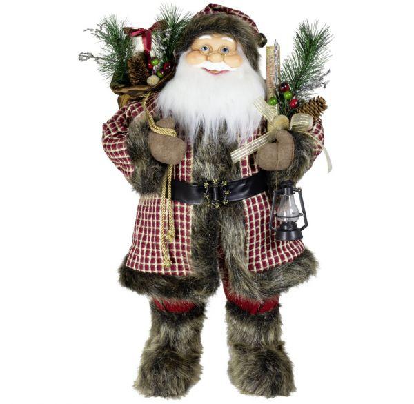 Weihnachtsmann 80cm Karl Santa