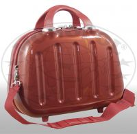 Polycarbonat Beautycase Nepal rot